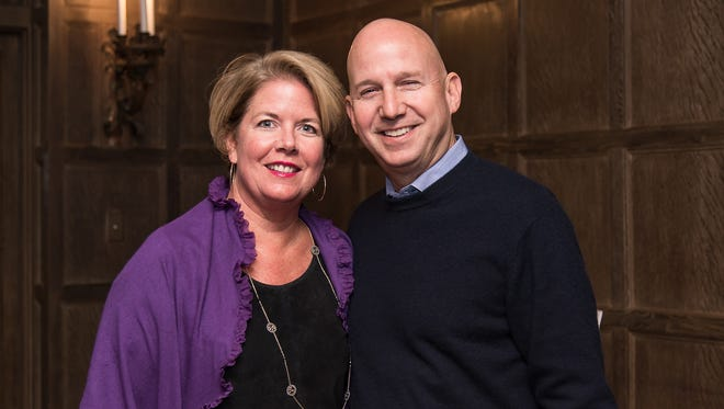 "Gov. Jack Markell and first lady Carla Markell will appear in an upcoming performance of ""The Nutcracker."""