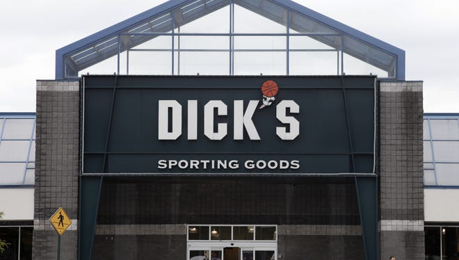Dick's Sporting Goods in Vestal, New York.