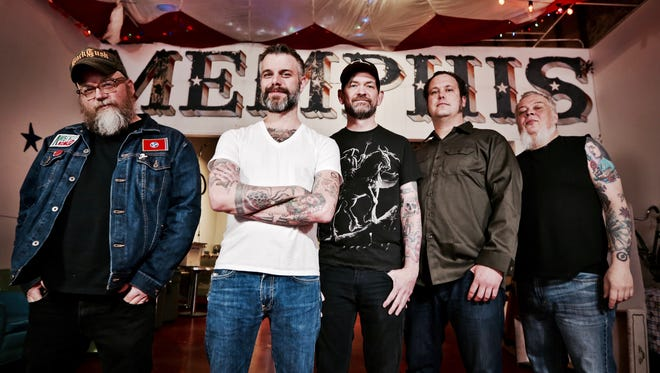 Lucero is recording a new album it plans on releasing in 2018, in time for the band's 20th anniversary.