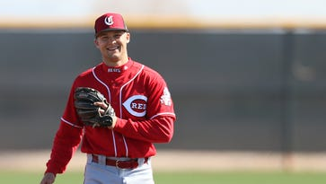 Cincinnati Reds notes: Nick Senzel is the backup plan shortstop — with a caveat