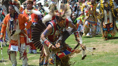 The Tunica-Biloxi Tribe's Pow Wow, set for Saturday and Sunday in Marksville, will feature Native American dancing as well as music.