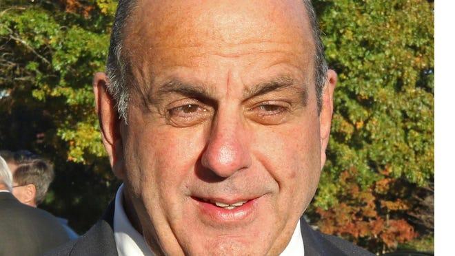 Warwick Mayor Joseph J. Solomon