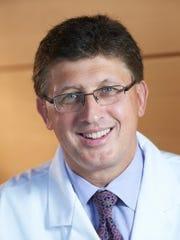 Dr. Richard Barakat, deputy physician-in-chief of Memorial
