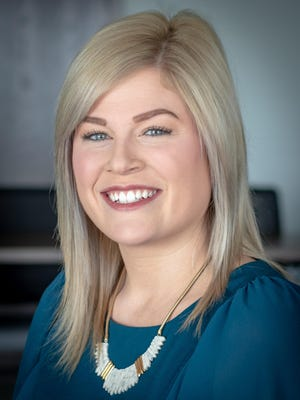 Rhiannon Friedman, who previously served as GO Topeka's vice president of business development, will assume her new role as president of Downtown Topeka Inc. on Dec. 1.