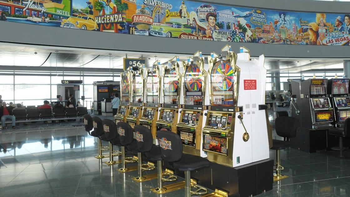 Slot machines louisville ky