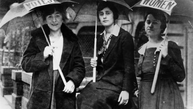 Women of the 1920s.