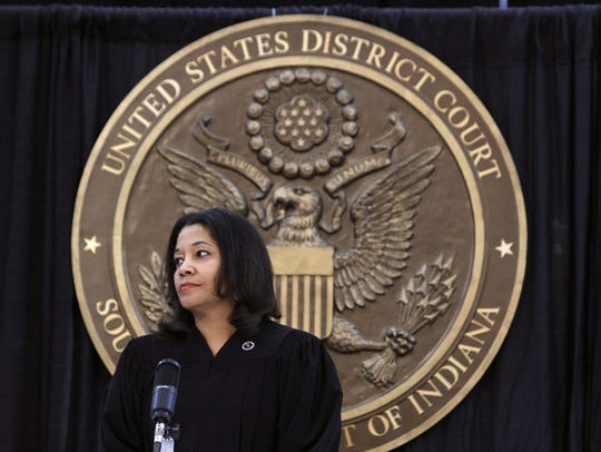 Judge Tanya Walton Pratt.