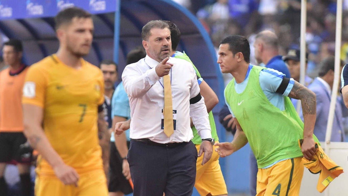Australia coach quits despite guiding Socceroos to World Cup