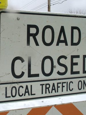 The ramp from easstbound I-96 to Cedar Street in Lansing will be closed overnight tonight.