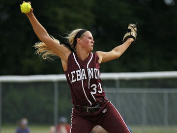 Lebanon's Tara Trainer was named an All-American this morning.