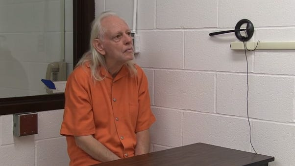 Robert Honsch, 70, is currently being held in the Wayne County Jail without bond following his arrest on Tuesday. He is accused of killing his wife, Marcia Honsch, 53, and daughter, Elizabeth Honsch, 16, in 1995.