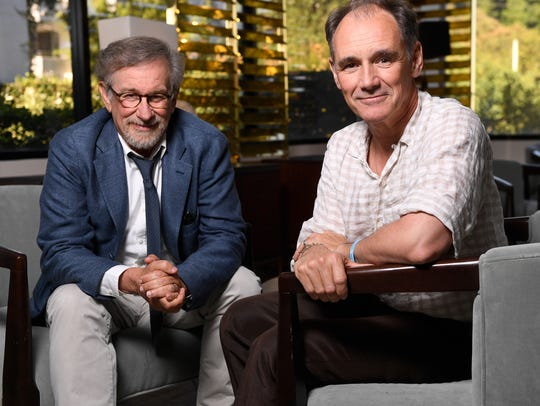 Next up for Spielberg and Rylance is the sci-fi fantasy