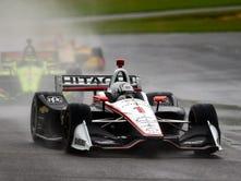 Rain wins at IndyCar's race in Alabama