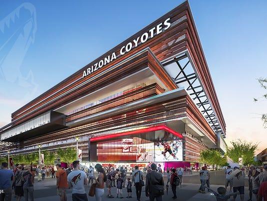 Arizona Coyotes arena