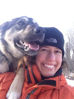 Kristin Bacon, a Bucyrus native, was a rookie musher in this year's Iditarod in Alaska