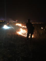 Cold Fire Burnout Operations