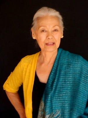 Rosalie Jones, also known as Daystar, receives a Lifetime Achievement Award on Monday.