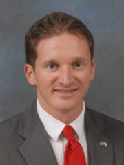 State Rep. Dane Eagle, R-Cape Coral