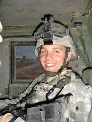 Shaun Novak, U.S. Army