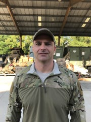 Ky. Air National Guard Lt. Russ LeMay.