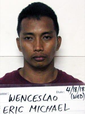 Eric Michael Carriaga Wenceslao