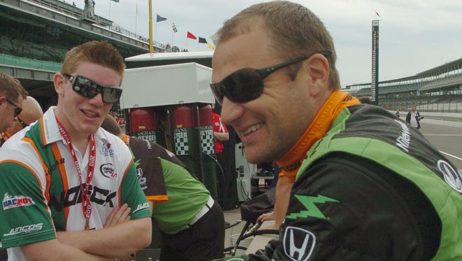 Townsend Bell has signed with KV for the Indianapolis 500; Conor Daly could land with Dennis Reinbold and Davey Hamilton.