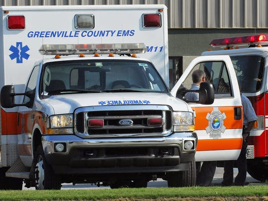 Greenville County EMS