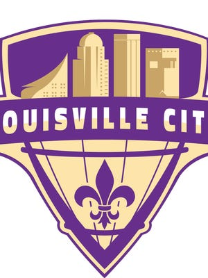 Louisville City FC starts play in 2015.