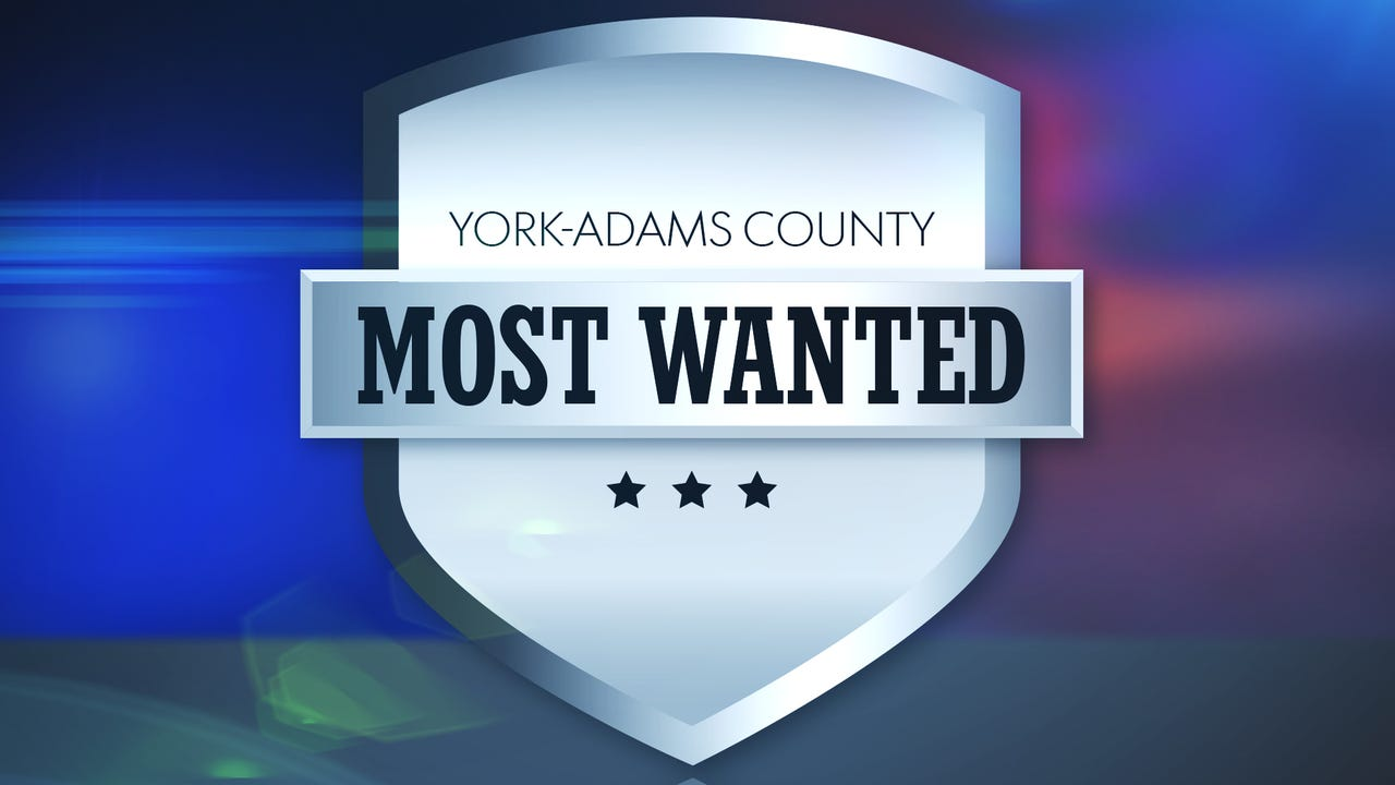 To report information on any of these individuals call York County Crime Stoppers at 717-755-TIPS. In Adams County, call the sheriff's office at 717-337-9828.