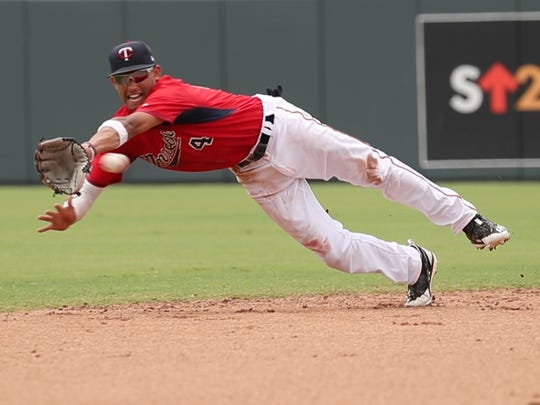 Royce Lewis, 19, has been promoted to the Fort Myers Miracle by the Minnesota Twins, who picked him No. 1 in the 2017 draft.