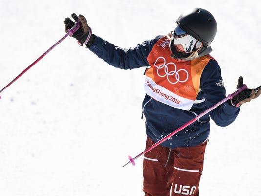 USP OLYMPICS: FREESTYLE SKIING S OLY KOR