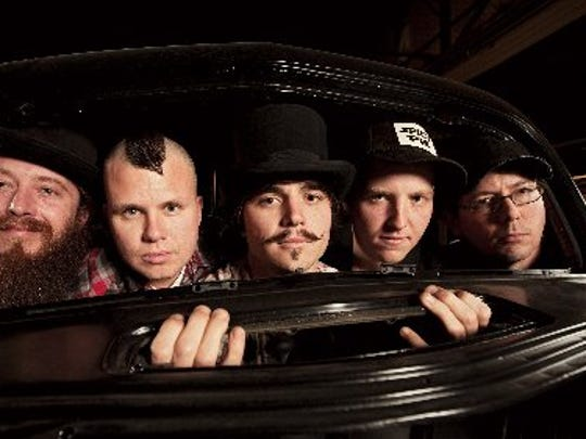 Strung Like a Horse will perform 6:30-10 p.m. Sept.