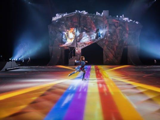 "Cirque du Soleil's ""Crystal"""