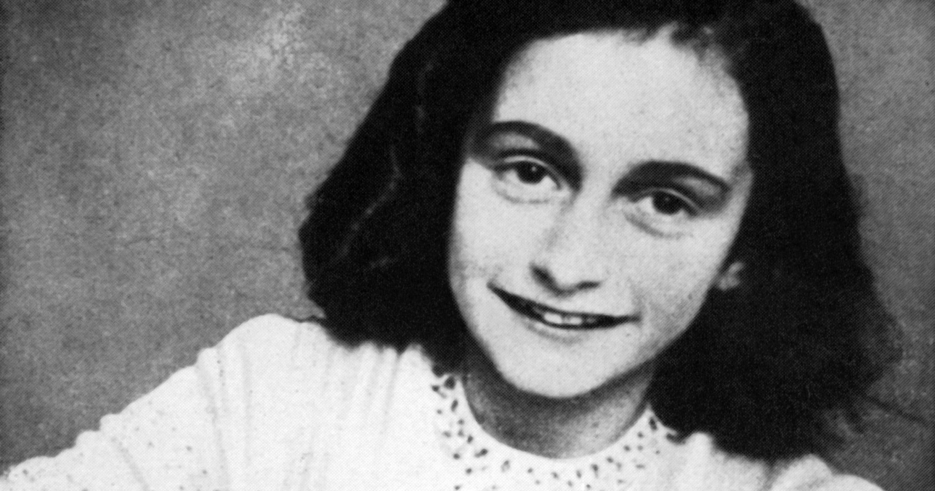 Term paper on anne frank