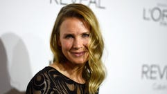 Actress Renee Zellweger arrives at ELLE's 21st Annual