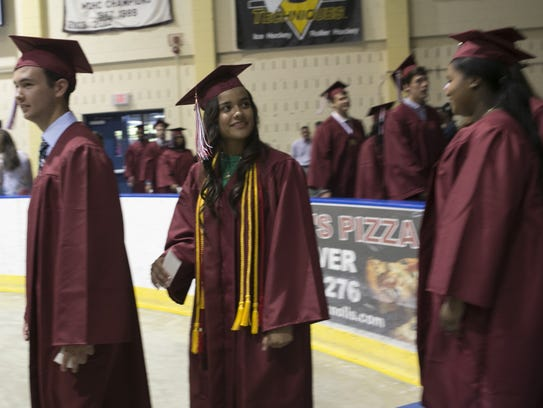 Morristown High School graduates 399 students during