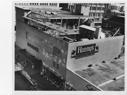 Hanny's Department Store