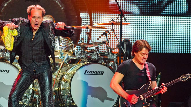 "9/28: VAN HALEN | David Lee Roth will be rocking the mic as the band hits the road to support its upcoming album ""Tokyo Dome Live in Concert."" With the Kenny Wayne Shepherd Band. DETAILS:  7:30 p.m. Monday, Sept. 28. Ak-Chin Pavilion, 2121 N. 83rd Ave., Phoenix.  $29-$149.  800-653-8000, ticketmaster.com"