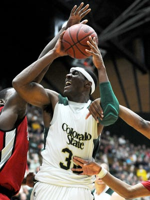 Former CSU basketball star Andy Ogide is on the verge of representing Nigeria in the Summer Olympics.