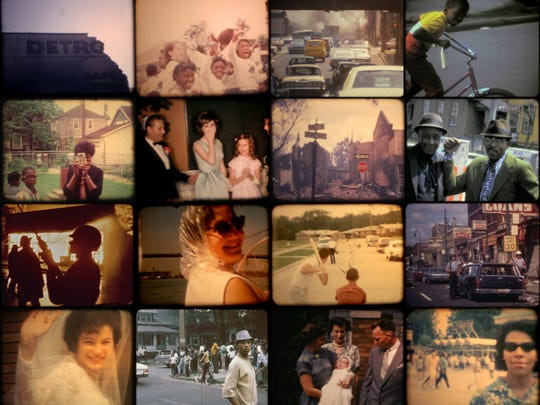 "Detroiters' home movies provide the imagery for ""12th and Clairmount,"" a film timed to the 50th anniversary of the Detroit riot of 1967."