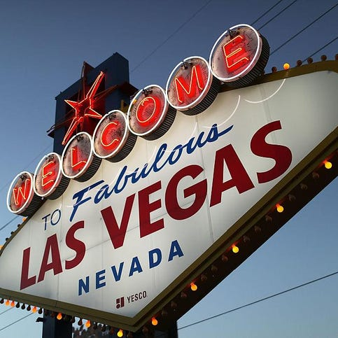 Report: Las Vegas' air pollution ranks among worst in US