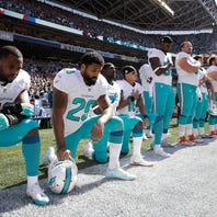 NFL should just dump the national anthem and get on with playing football