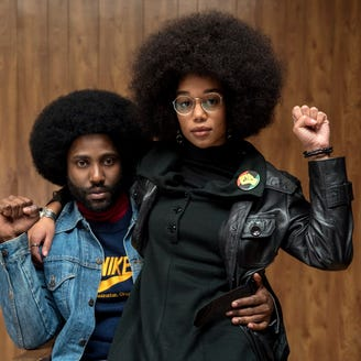 How Spike Lee's 'BlacKkKlansman' expertly uses 'Gone With the Wind,' 'Shaft' cameos