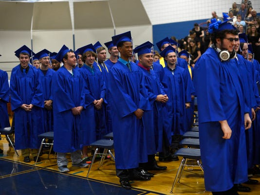 GPG Wrightstown graduation