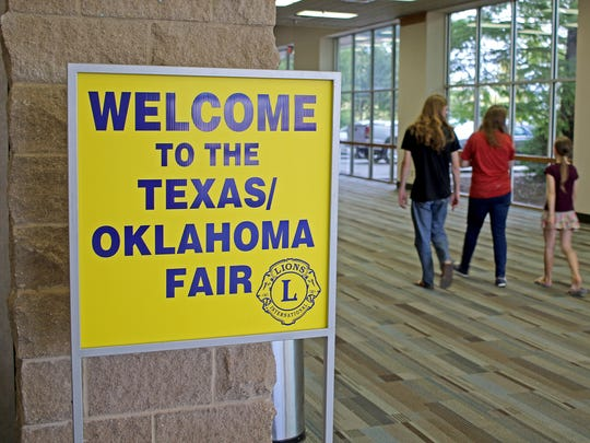 tHE Texas/Oklahoma Fair will be from 6 to 10 p.m. Sept 11 to 14 and 1 to 10 p.m. Sept. 15 at MPEC, 1000 5th St.