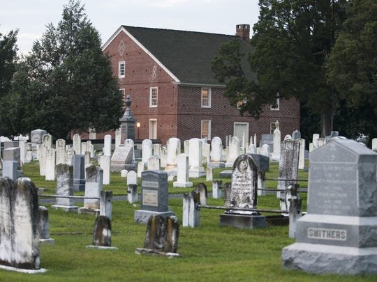 Barratt's Chapel is known as the U.S. 'cradle of Methodism' because it's believed to be the first place in America where sacraments were offered by authorized Methodist pastors.