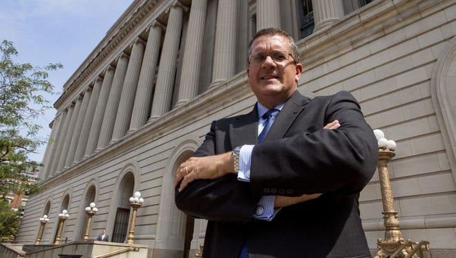 Attorney Chris Finney