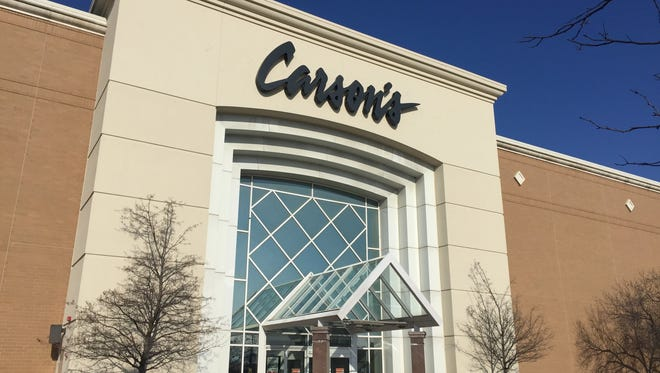 Carson's at Laurel Park could be closing, though company officals are hoping to keep some locations open, depending on what happens with potential buyers.