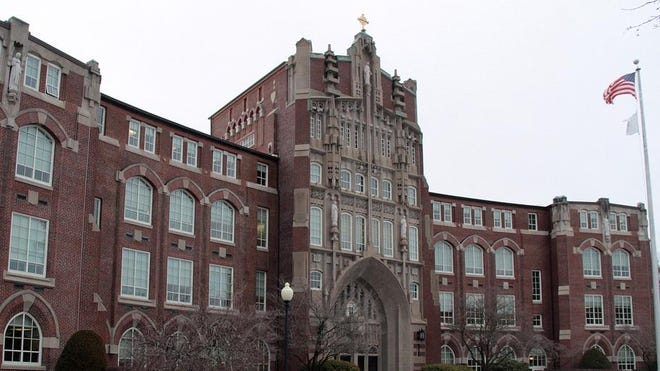 Providence College moves to remote learning after a large number students test positive for coronavirus.