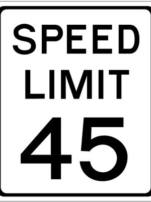 A speed reduction on Berryhill is among the agenda items for Monday's commission meeting.